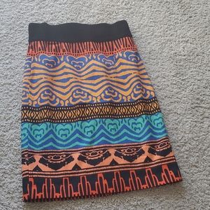 Women Penny by Tracy Reese multicolor size 2 skirt